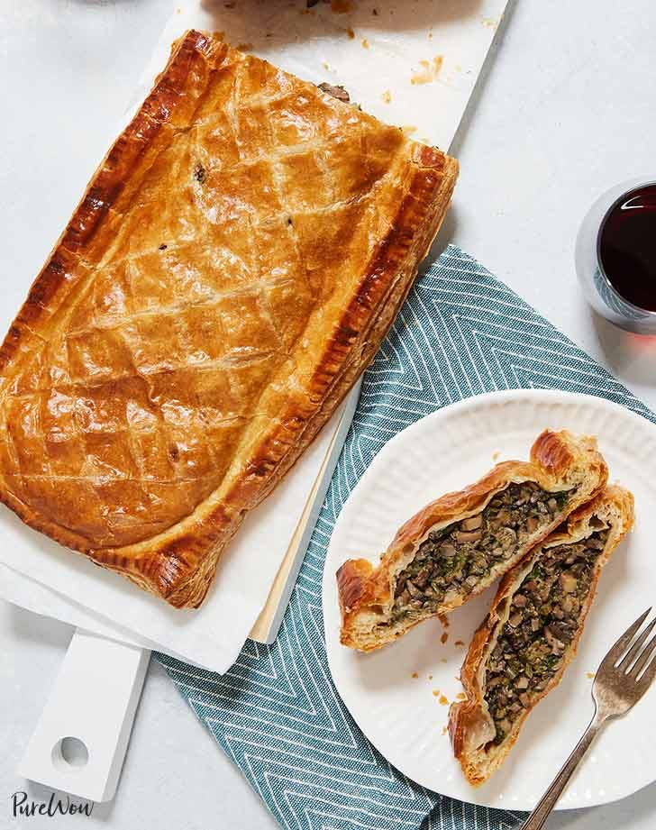 veggie wellington 921