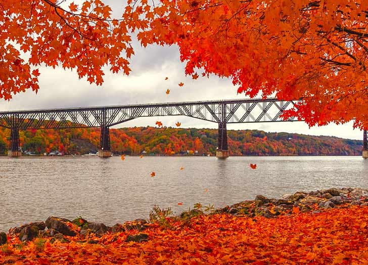 Best places to watch the leaves change near nyc purewow for Things to do in nyc next weekend