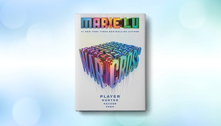 warcross marie lu fall 2017 ya books