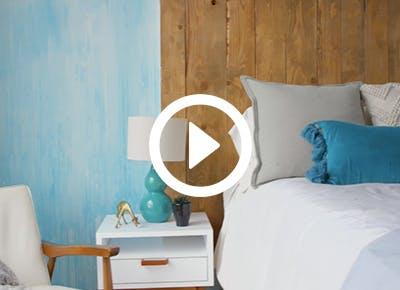 watercolor walls cat