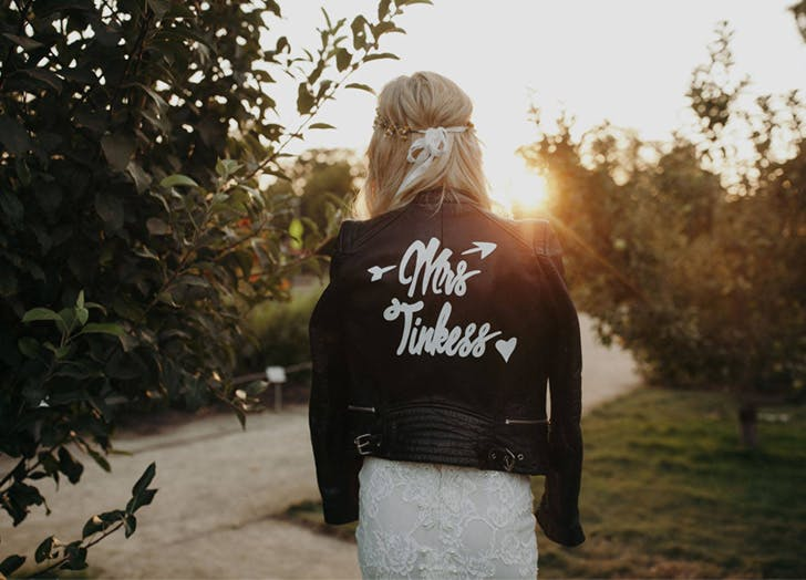 Custom Wedding Jackets are Trending Right Now - PureWow