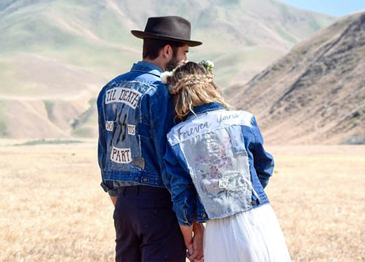 Custom Wedding Jackets Are Trending Right Now Purewow