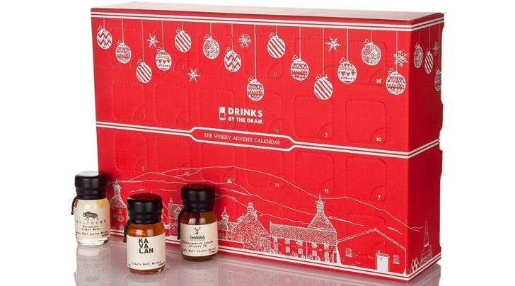 Calling All Badasses: This Whiskey Advent Calendar Was Designed for You