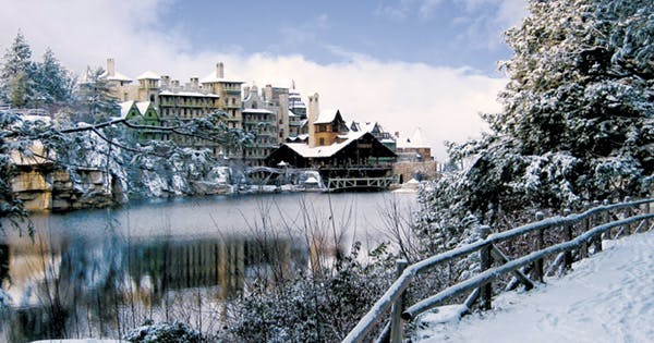 The 8 Best Resorts for Christmas Vacation