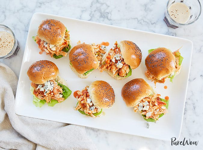 15 minute buffalo sliders SLIDE