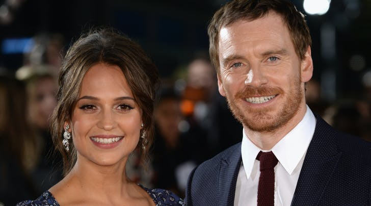 Alicia Vikander and Michael Fassbender Secretly Tied the Knot!