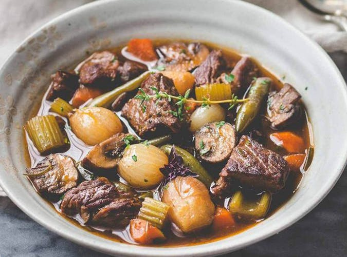 Amazing Low Carb Beef Stew whole30 recipes