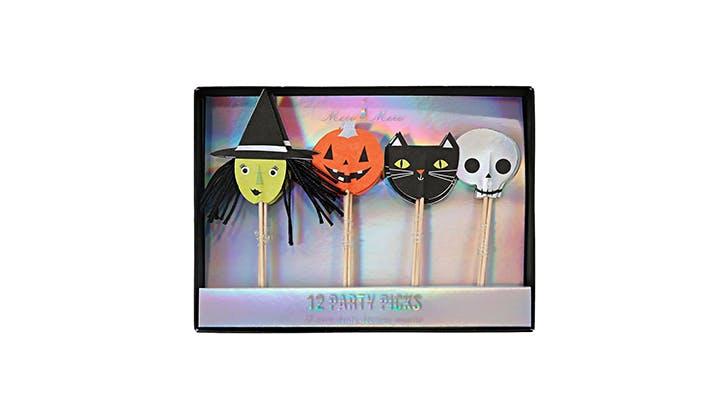 Amazon halloween decor   toothpicks