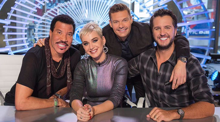 Heres Your First Look at the 'American Idol Reboot Judges Panel