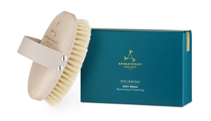 Aromatherapy Associates Polishing Body Brush natural beauty gift guide