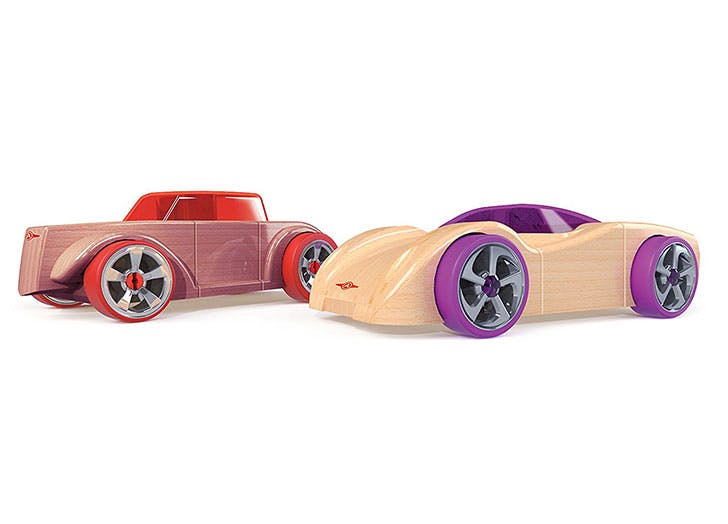 Automoblox Mini SC1 Chaos and HR5 Scorch 2 Pack Cars