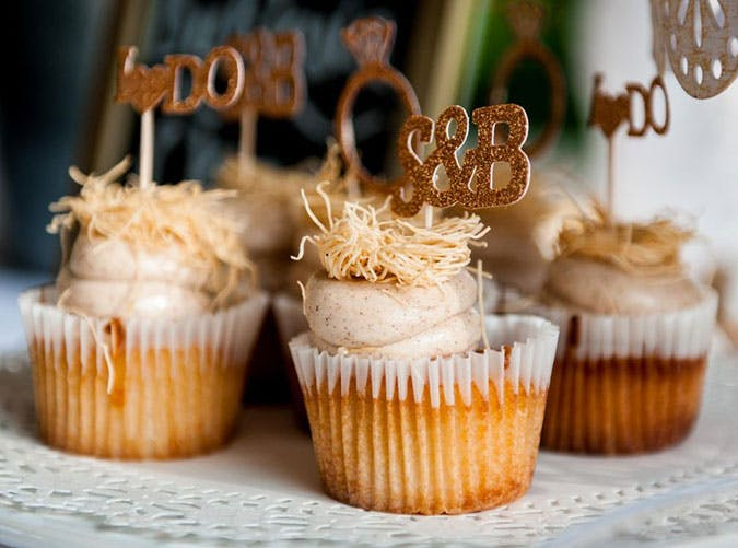 Baklava Cupcakes Sugar Mama Bakery Austin