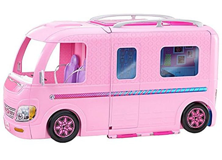 Barbie DreamCamper Amazon toy 2017