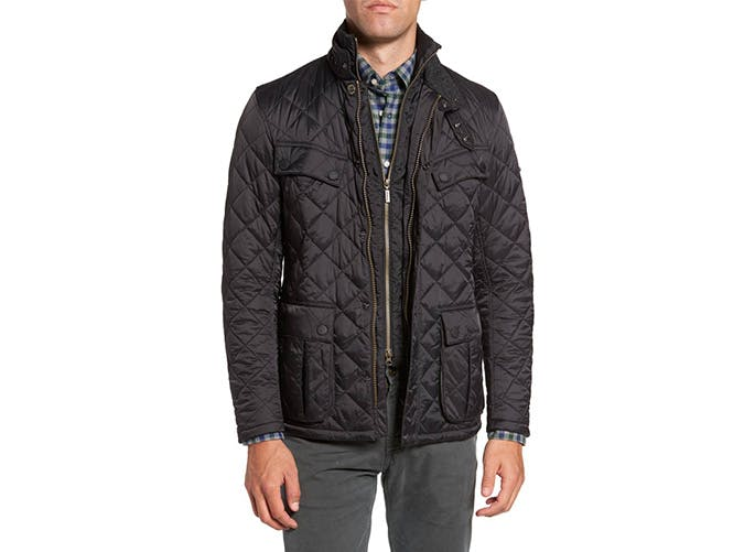 Barbour Double Quilted Jacket