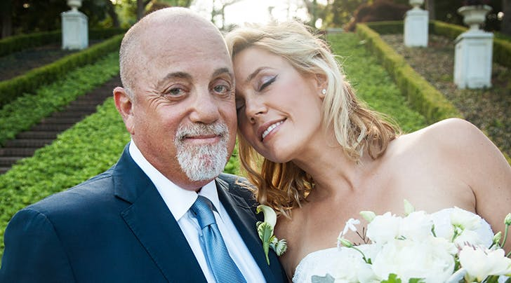Billy Joel and Wife Alexis Roderick Are Expecting Baby No. 2