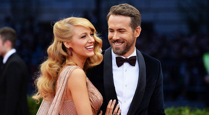 Blake Lively Says Sex Scenes Are Why Her Marriage with Ryan Reynolds Works