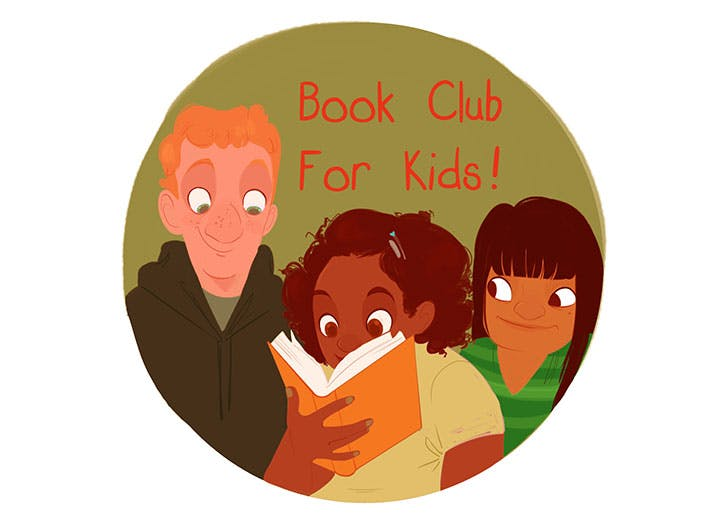 Book Club for Kids podcast for teens