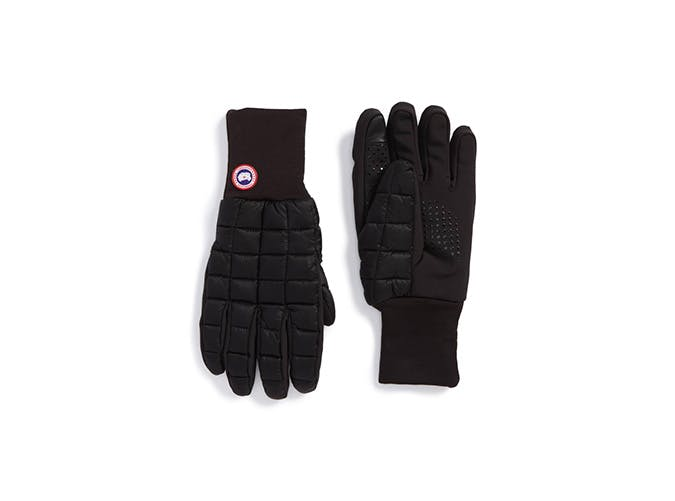 Canada Goose waterproof gloves