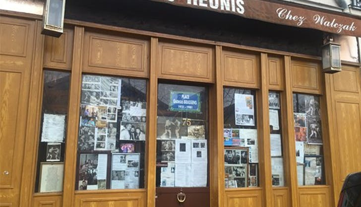 Chez Walczak paris1
