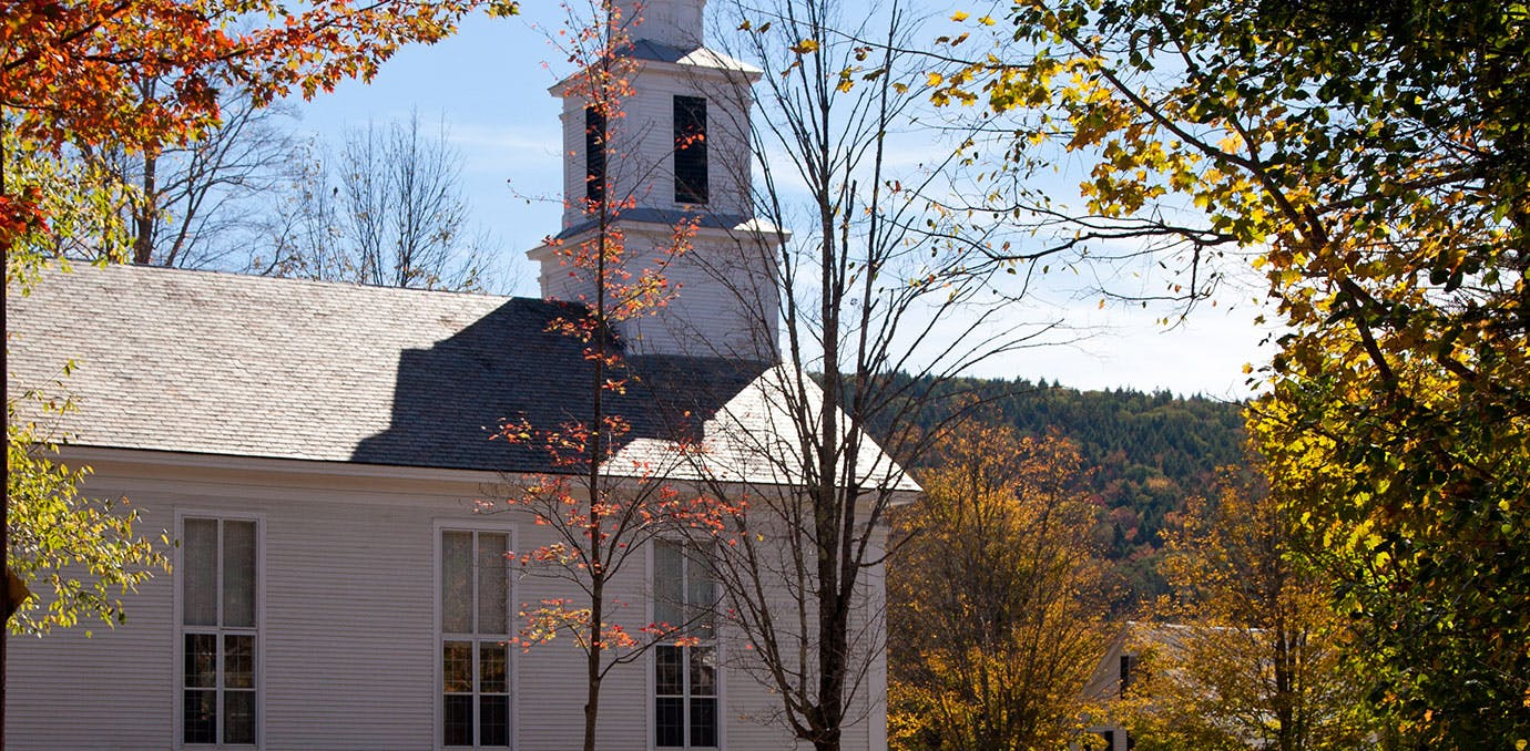 Church in Grafton Vermont