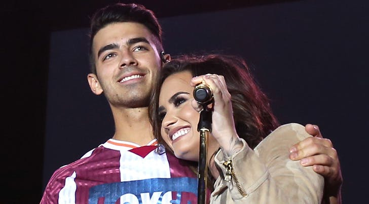 Demi Lovato Had the Best Reaction to Ex Joe Jonas's Engagement to Sophie Turner