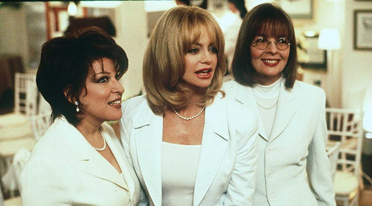A 'First Wives Club Reboot Is Heading to TV, So Best Put Your Bottle of Keaton on Ice