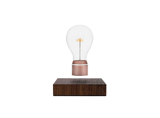Flyte light levitating lightbulb