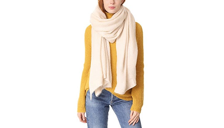 Free People oversize scarves