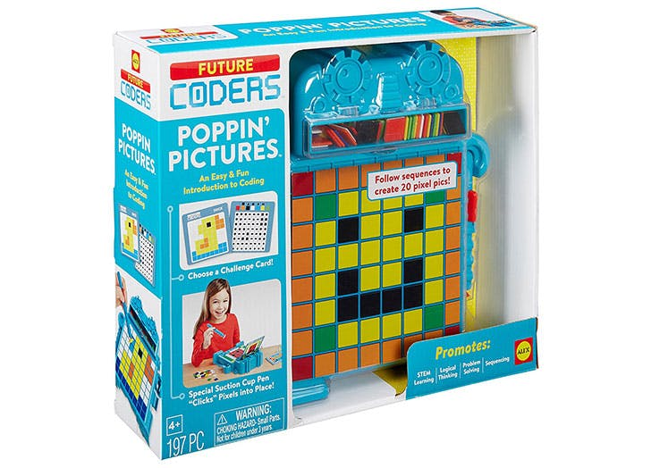Future Coders Poppin  Pictures Coding Skills Kit
