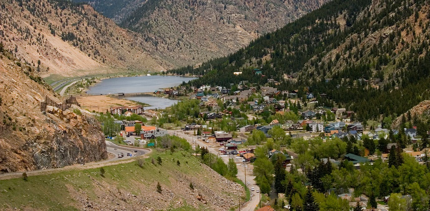 Georgetown in Colorado