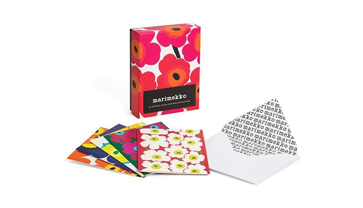 Gift ideas for bosses   marimekko stationary