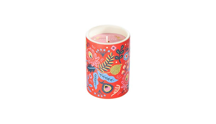 Gift ideas for bosses   rifle paper co candle
