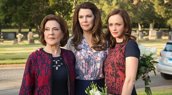 Netflix Names 'Gilmore Girls: A Year in the Life' the Most Binged Show in a 24-Hour Period