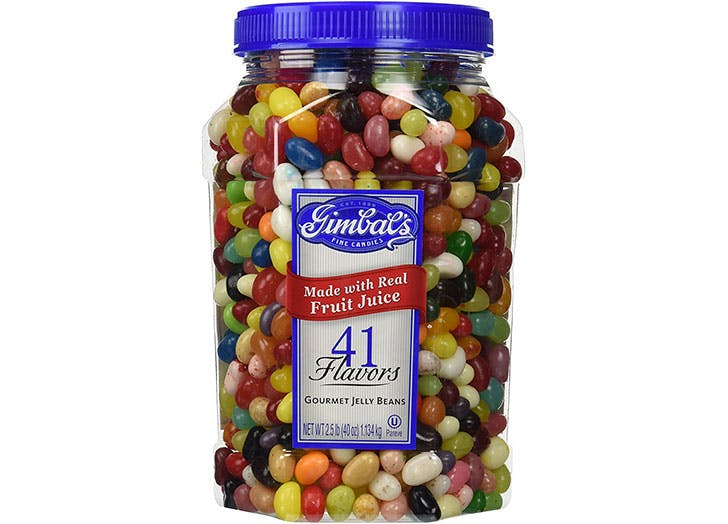 Gimbals Fine Candies Gourmet Jelly Beans