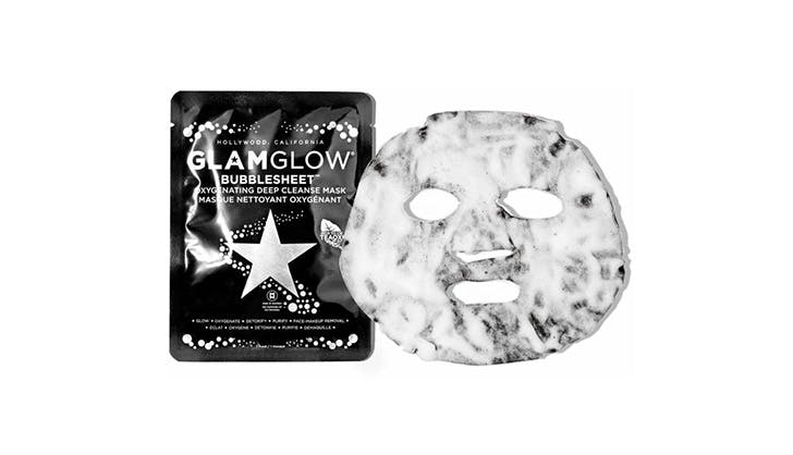 GlamGlow oxygenating foaming mask1
