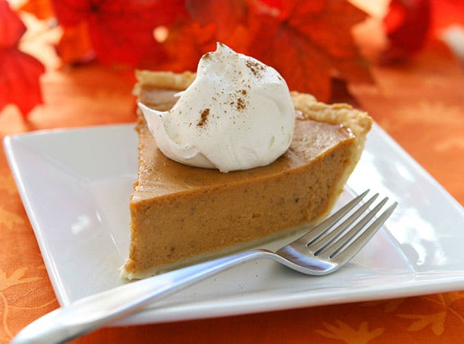 Gluten Free Pumpkin Pie with Homemade Crust