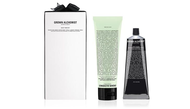 Grown Alchemist Body Twin Set natural beauty gift guide