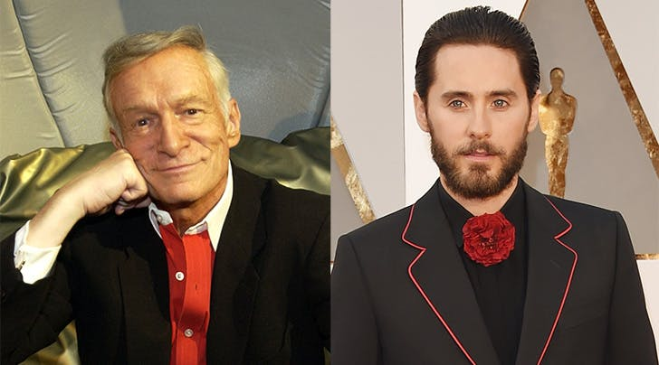Jared Leto to Portray Playboy Founder Hugh Hefner in New Biopic