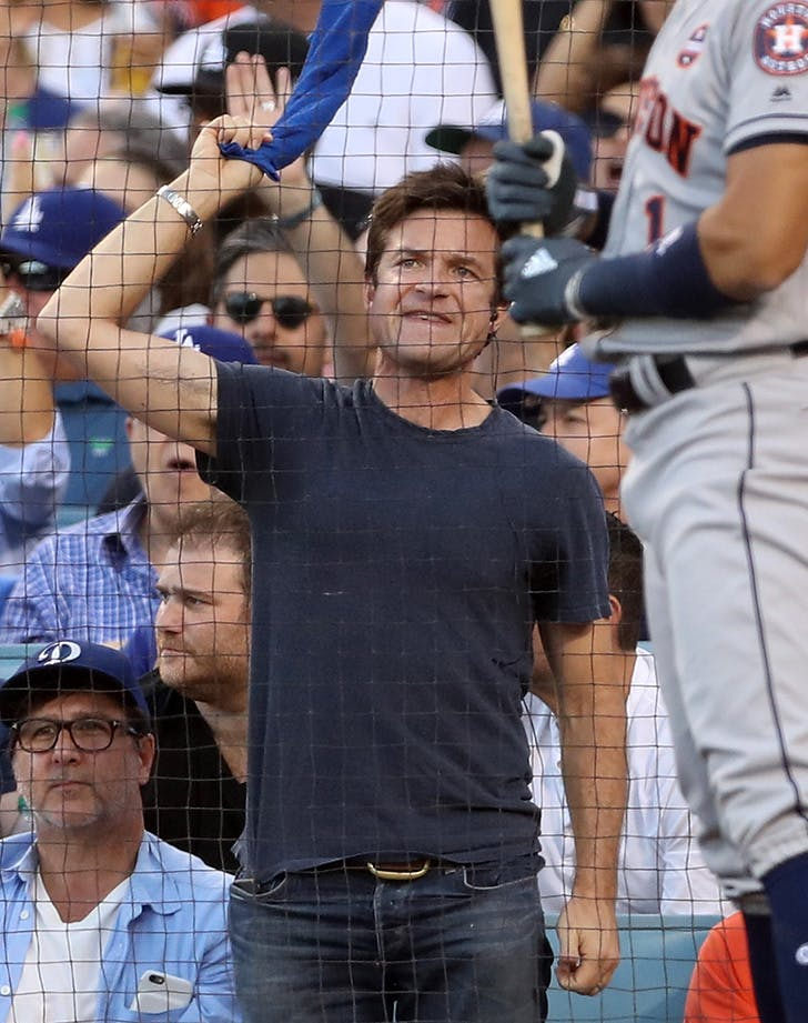 Jason Bateman game 2 World Series