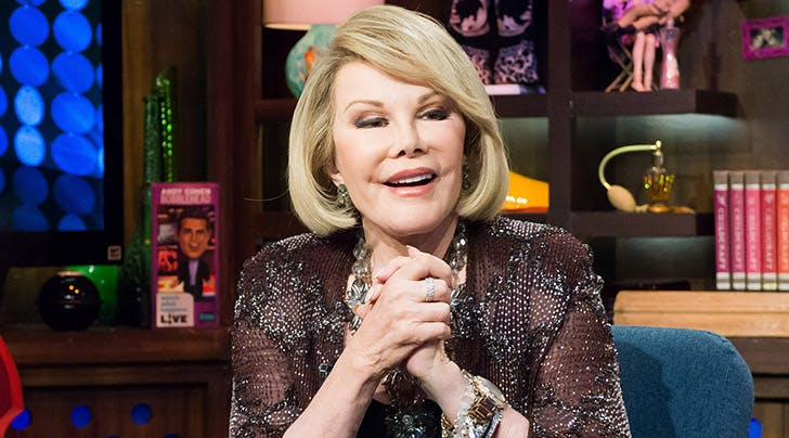 Can We Talk? 'Fashion Police' Is Coming to an End with Joan Rivers Tribute Episode