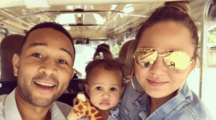 Chrissy Teigen and John Legend Are Getting Ready for Baby No. 2