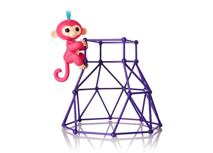 Jungle Gym Playset   Interactive Baby Monkey Aimee