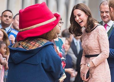 Kate Middleton Paddington Bear dance.c1