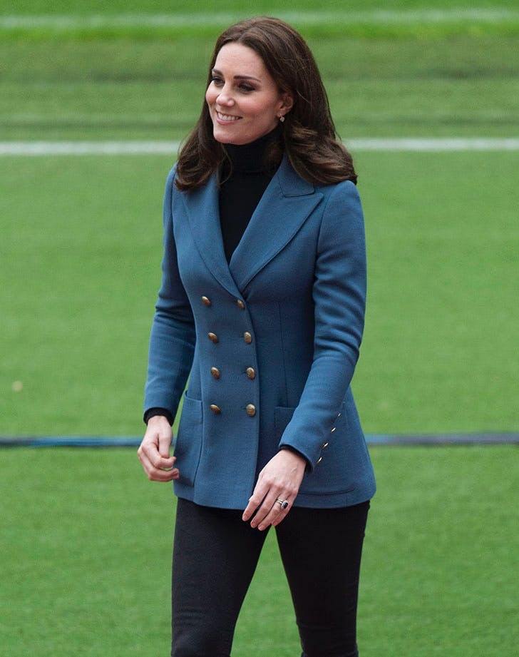 Kate Middleton Second pregnancy appearance
