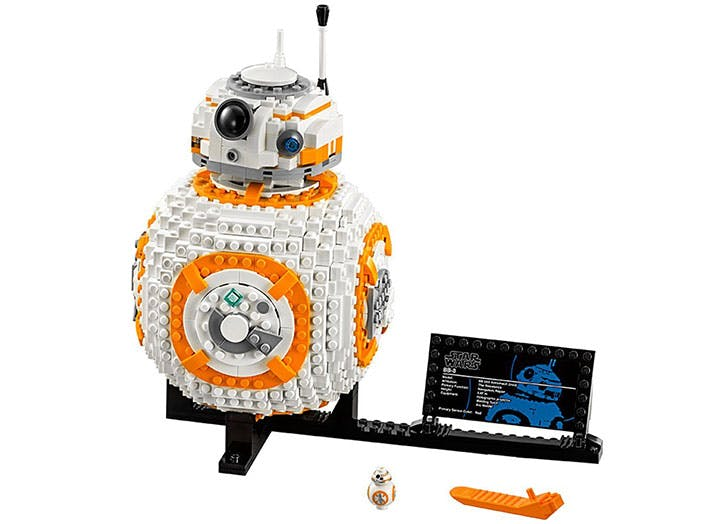 LEGO Star Wars BB 8 75187 Building Kit
