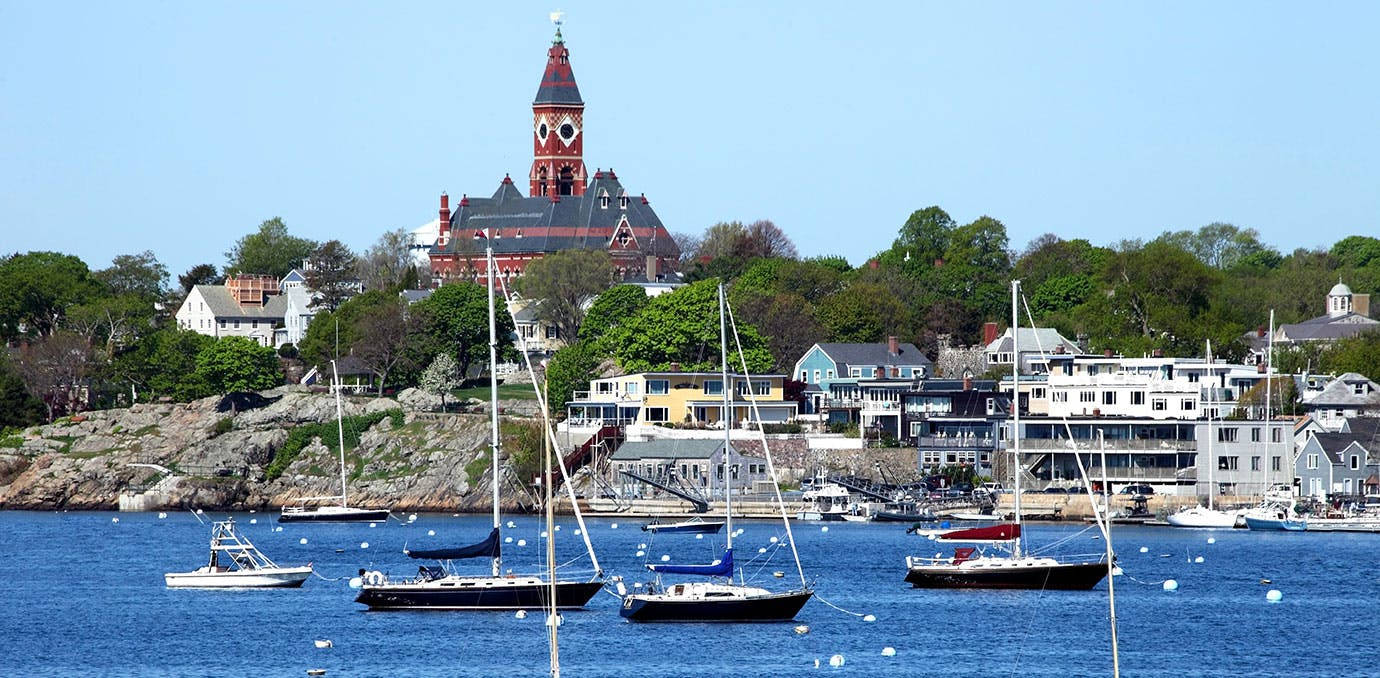 MARBLEHEAD TOWN IN MASSACHUSETTS