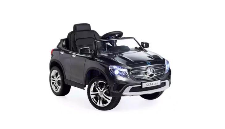 Mercedes GLA 12V Ride On Car