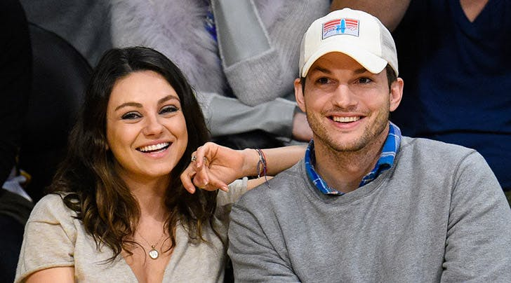 Mila Kunis & Ashton Kutcher Are Saying No to Kids Christmas Gifts This Year