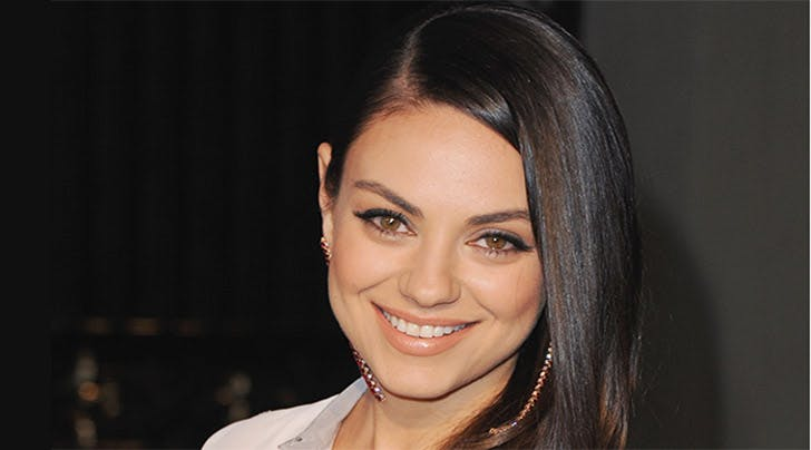 Extra, Extra: Mila Kunis Finds Parenthood Exhausting