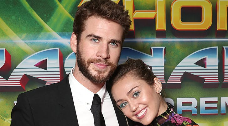 Miley Cyrus & Liam Hemsworth Stole the Spotlight at 'Thor: Ragnarok' Premiere